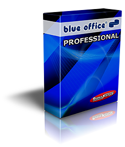 blue office auftrag standard